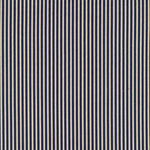 Classique Stripe Blue & Ecru