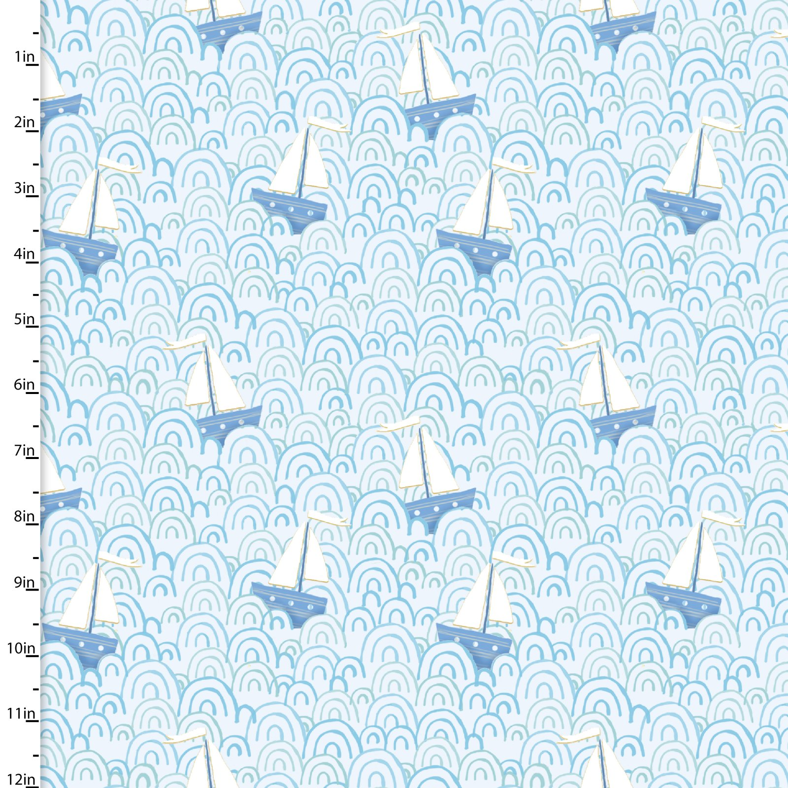 Itty Bittys Collection 12274-Blue