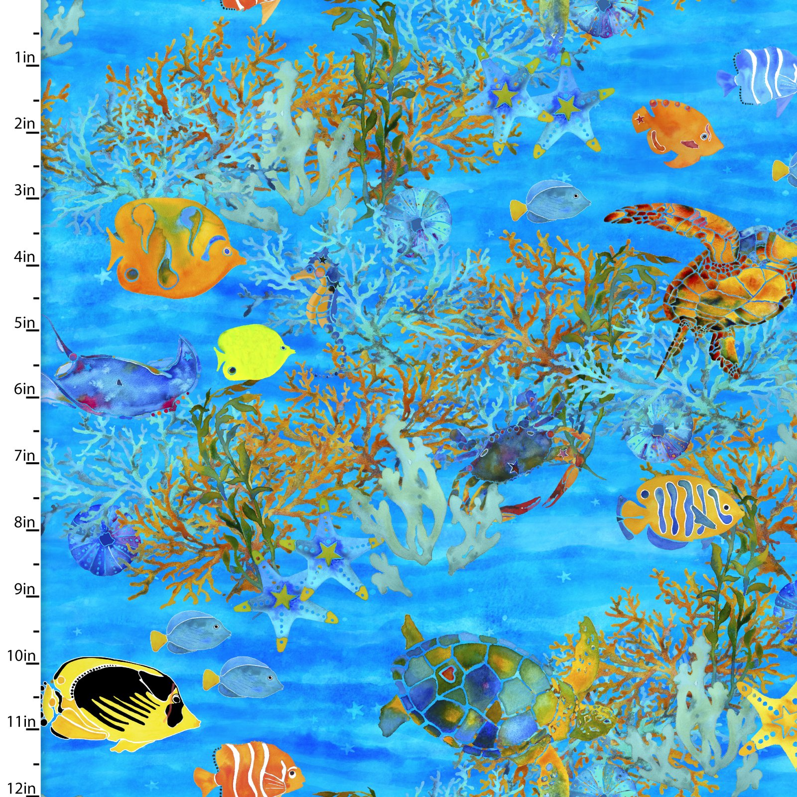 Under the Sea Collection 12285-Blue