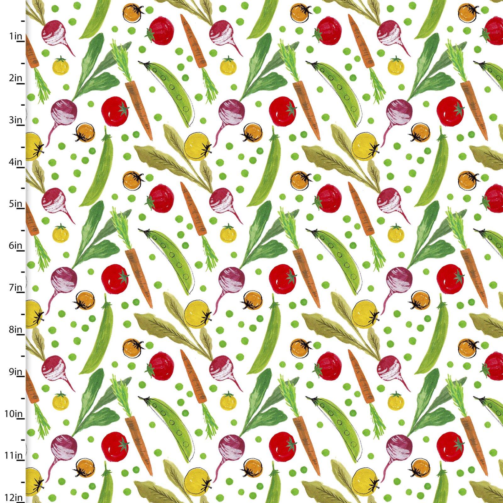 Farm Fresh Collection 13805-White