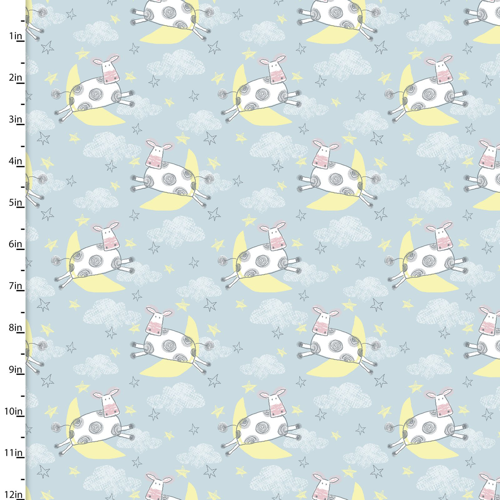 Playful Cuties 2 Collection 13877-Blue