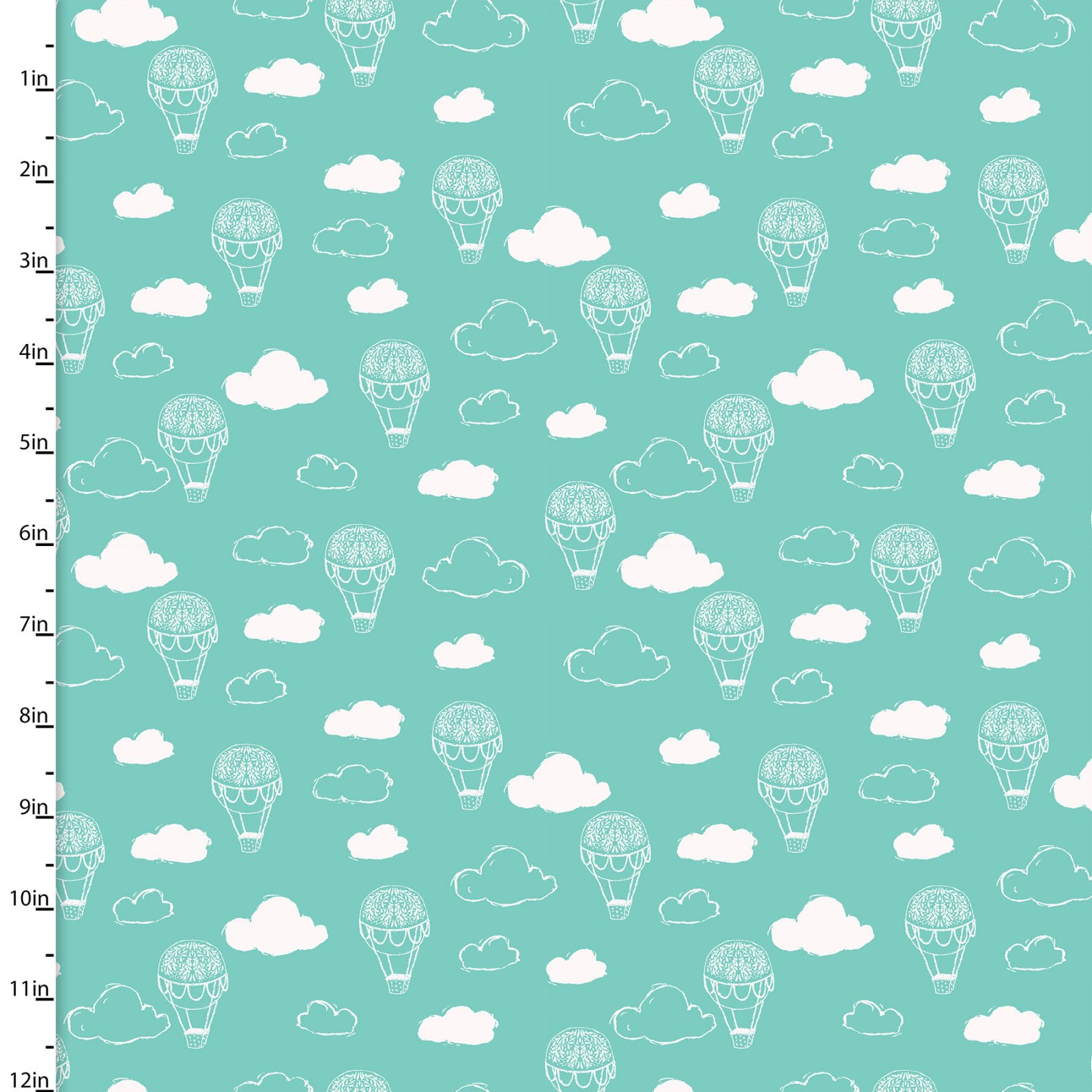 3 Wishes Fabric for Independent Shops Little Thicket