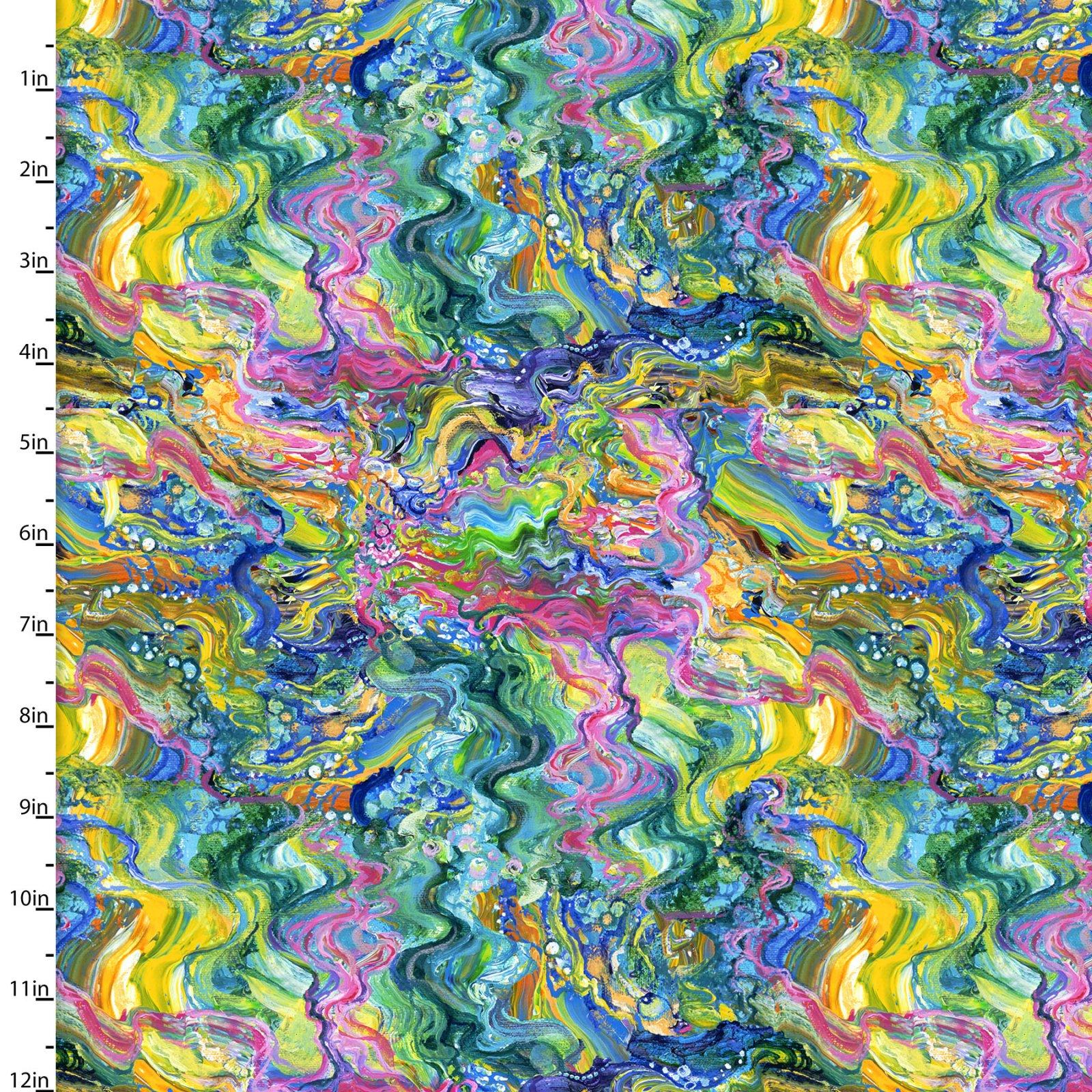 Mystic Ocean Waves