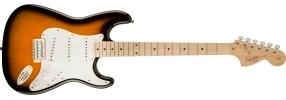 Fender/Squier - Affinity Series - Stratocaster, Maple Fingerboard, 2-Color Sunburst