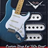 Fender Custom Shop Fat 50's Stratocaster Pickups