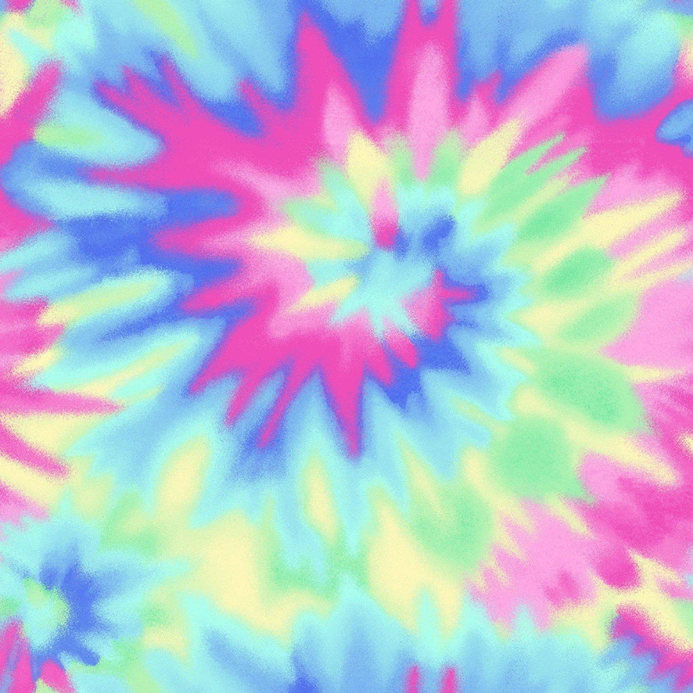 Multi Tye Dye Comfy Flannel  0038AE-124