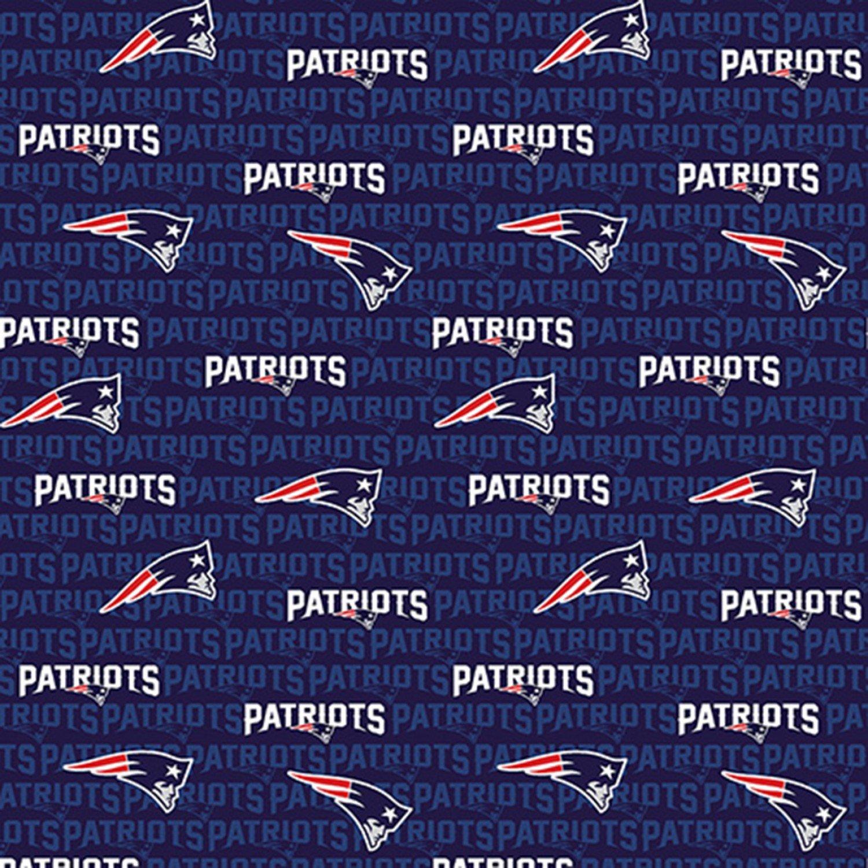 NFL Cotton 14500-D New England Patriots