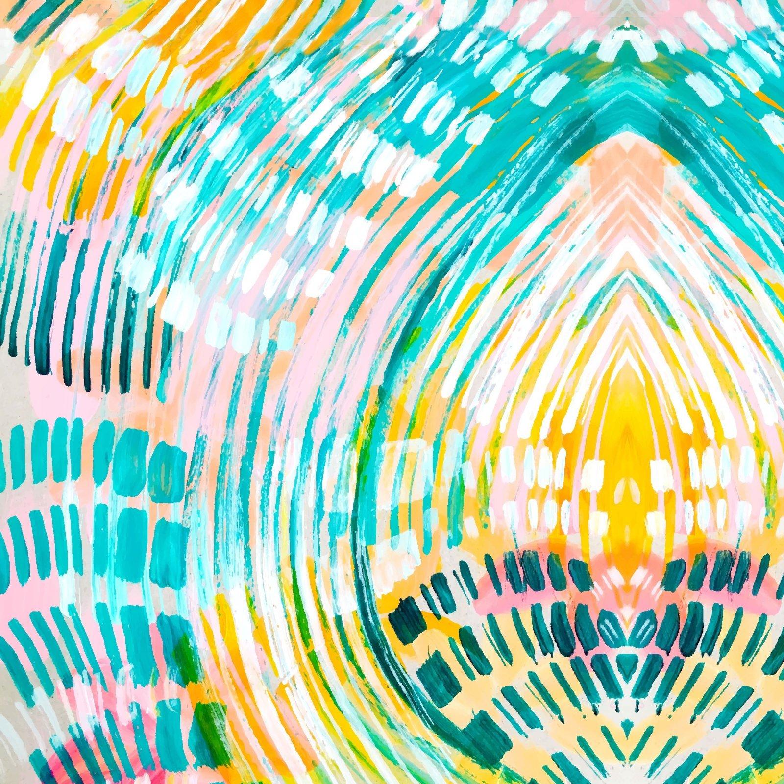 Artsy Brights 14858 Multi - Contour