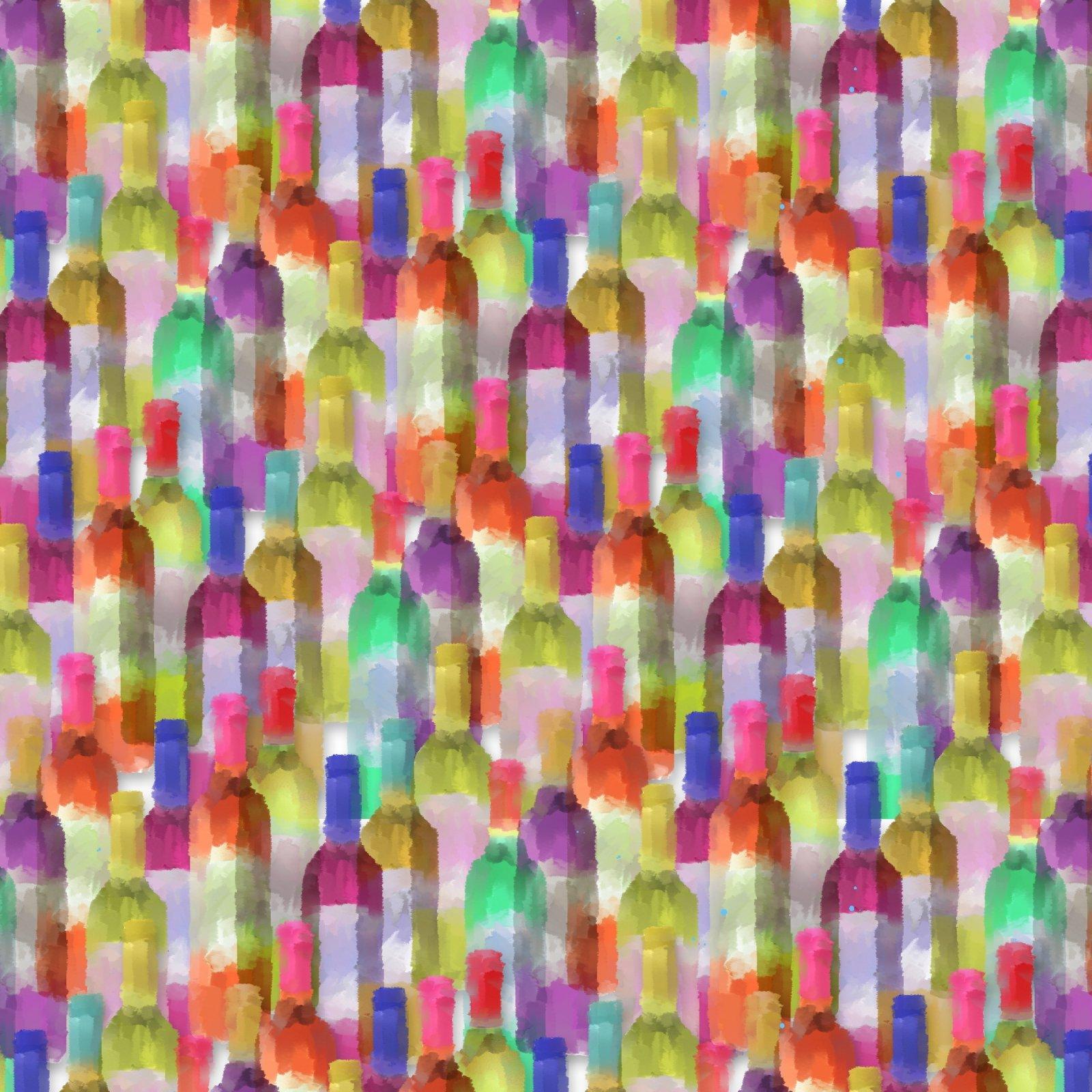 Sip & Snip Wine Bottles 14904