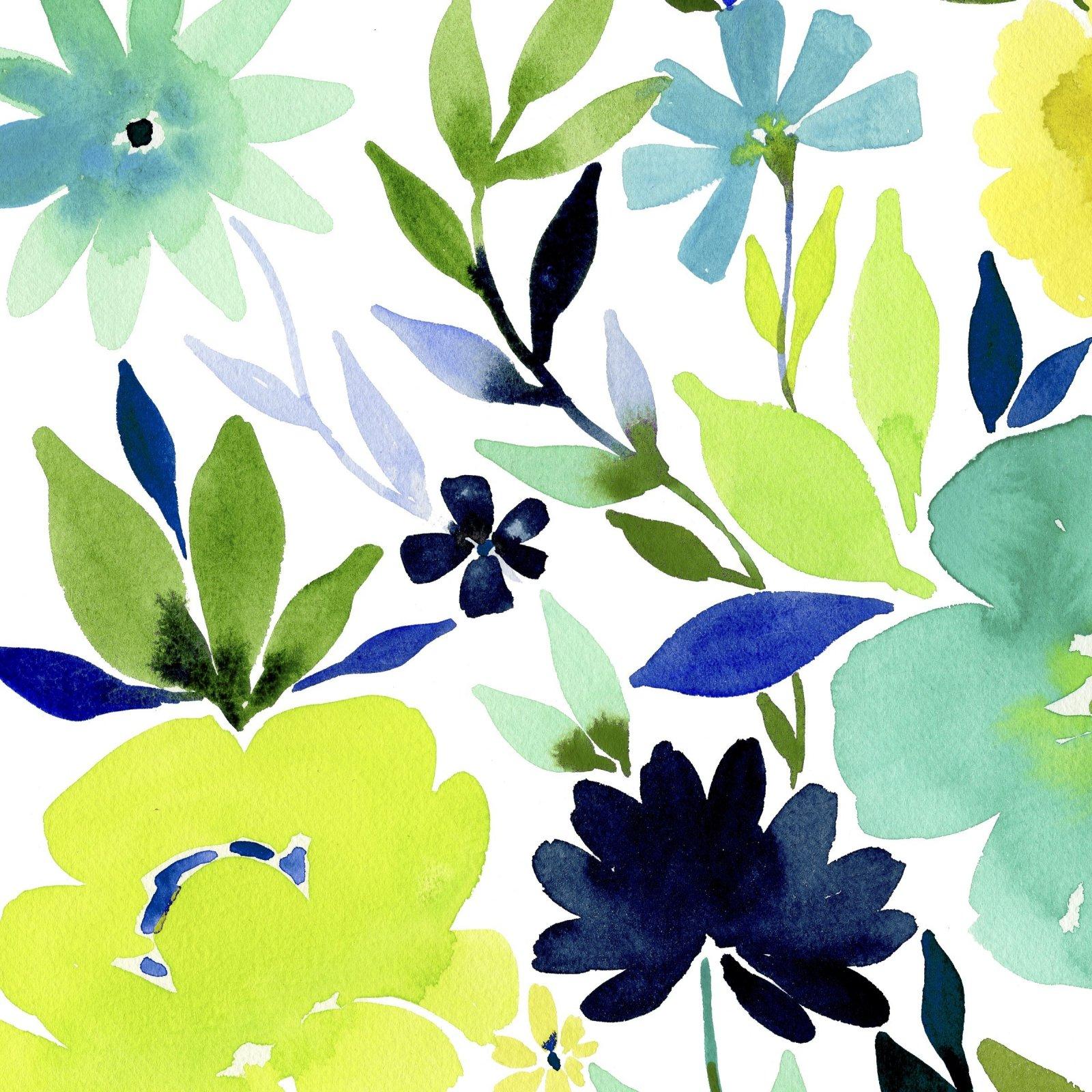 FE-Charisma 14998 White - Flower Garden