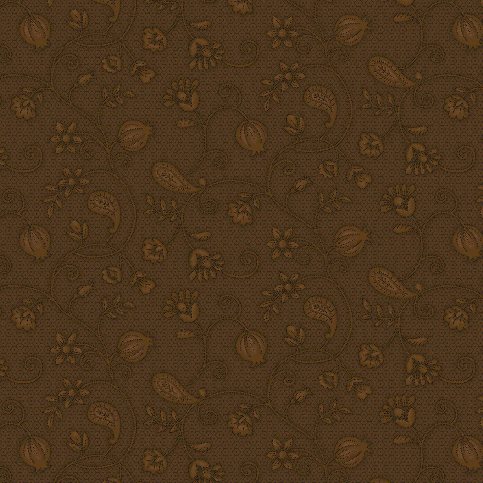1600-33 Brown - Garden Bramble