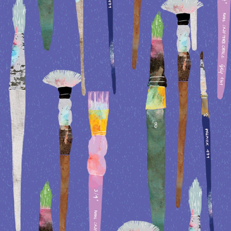 Create & Hobby Paint Brushes