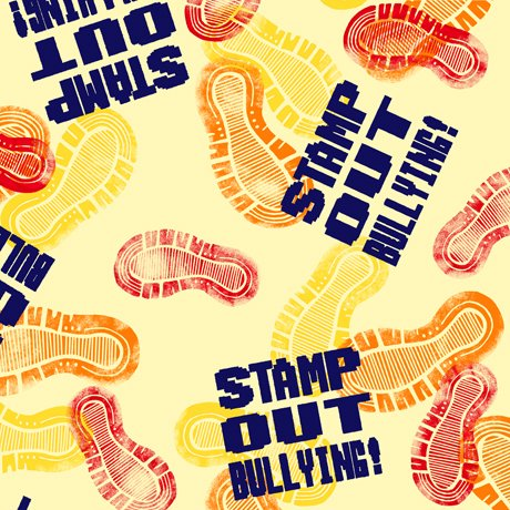 QT-BULLYING TAKE A STAND YELLOW 23611S