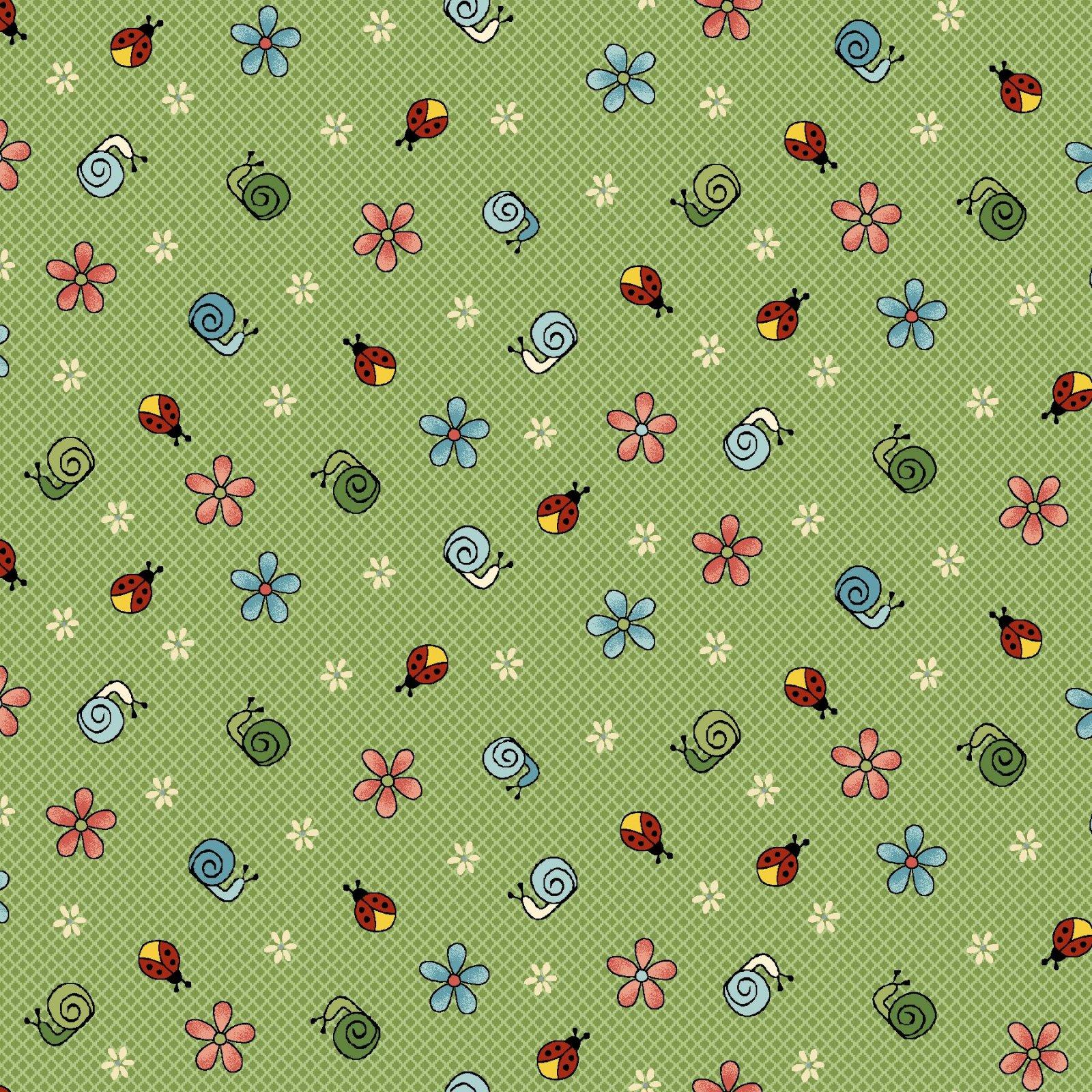 Green - Snails