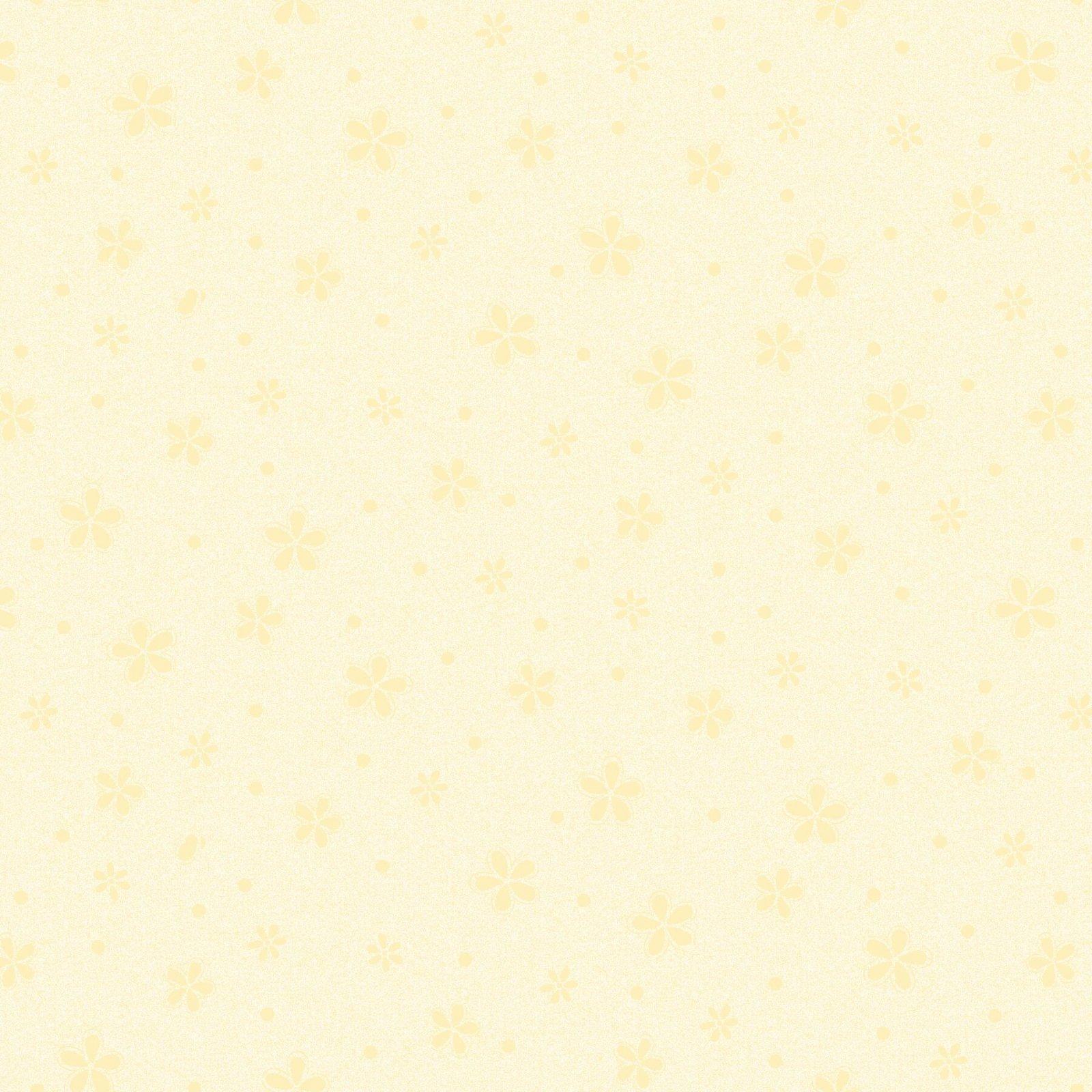 Cream - Gail's Flower Basic