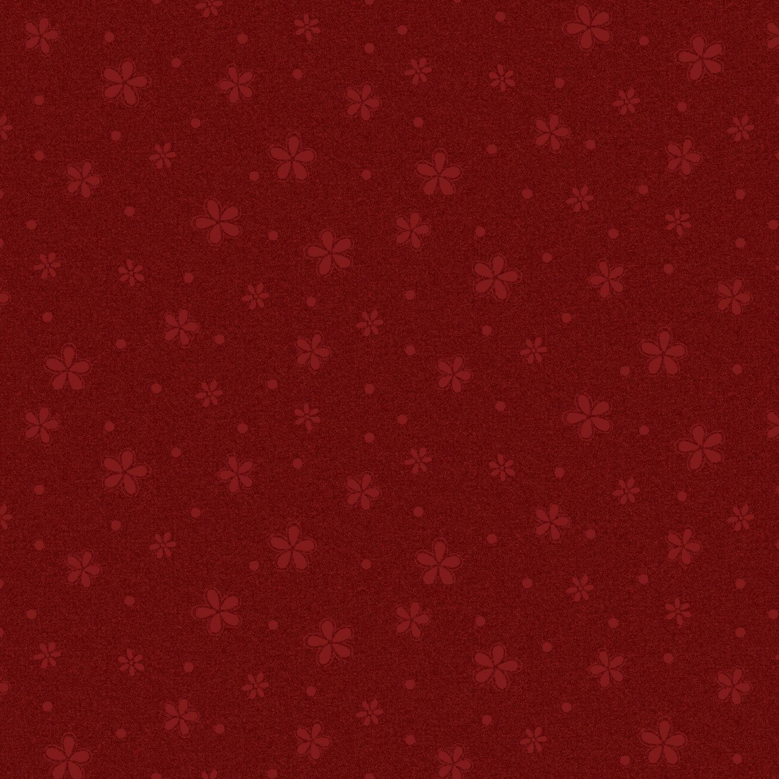 Red - Gail's Flower Basic