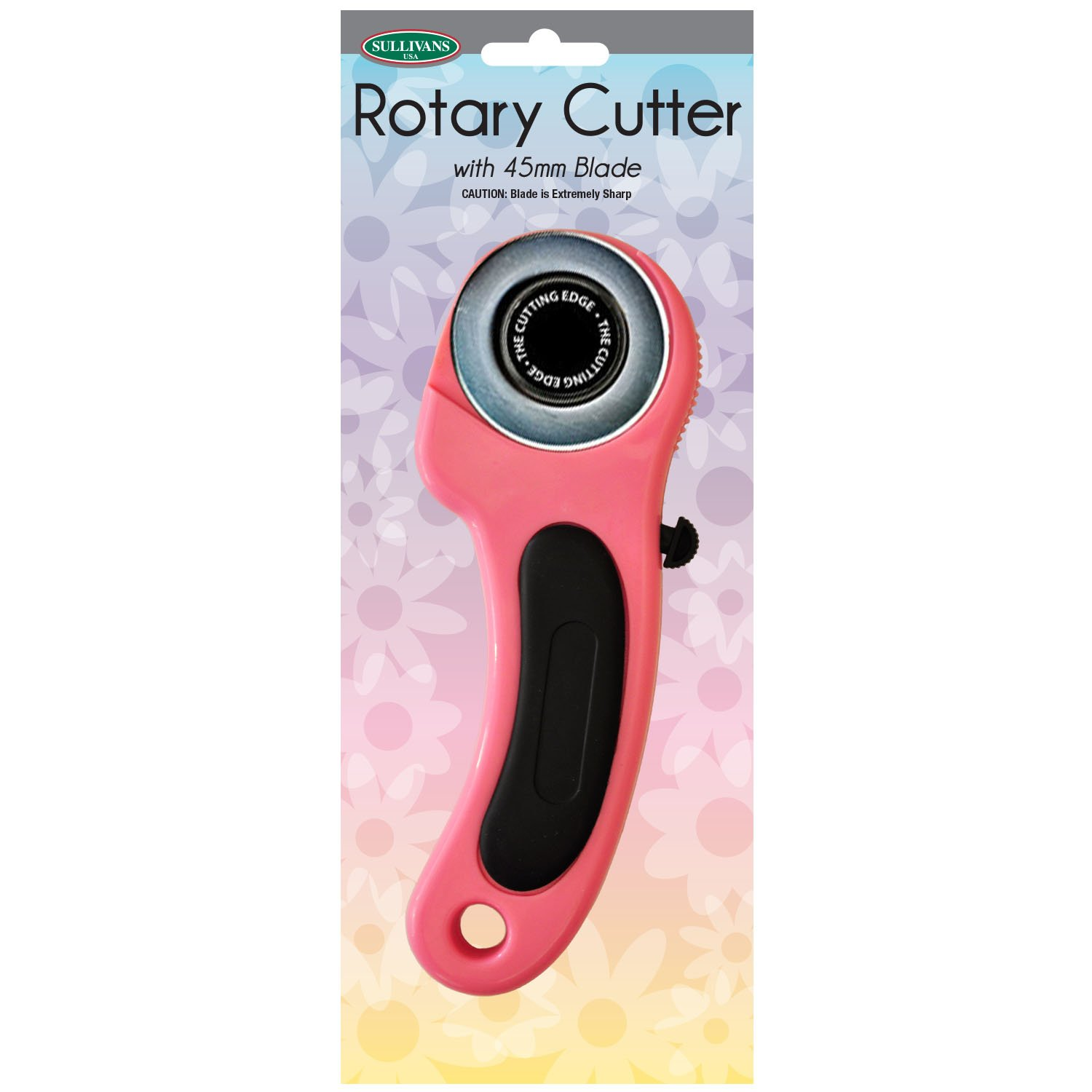 45mm Blade Rotary Cutter Pink