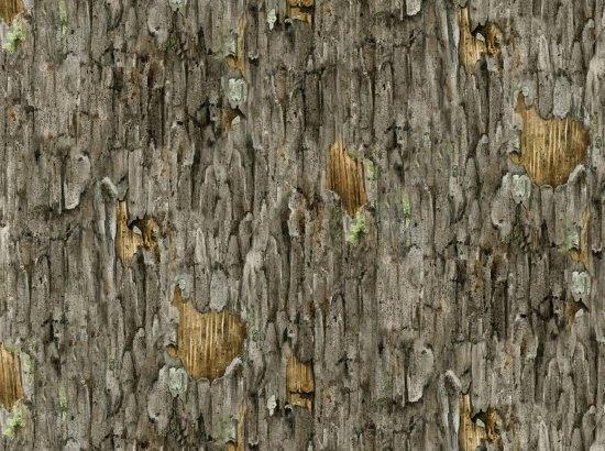 ES-Hoo's Tree 4314 Gray - Tree Bark