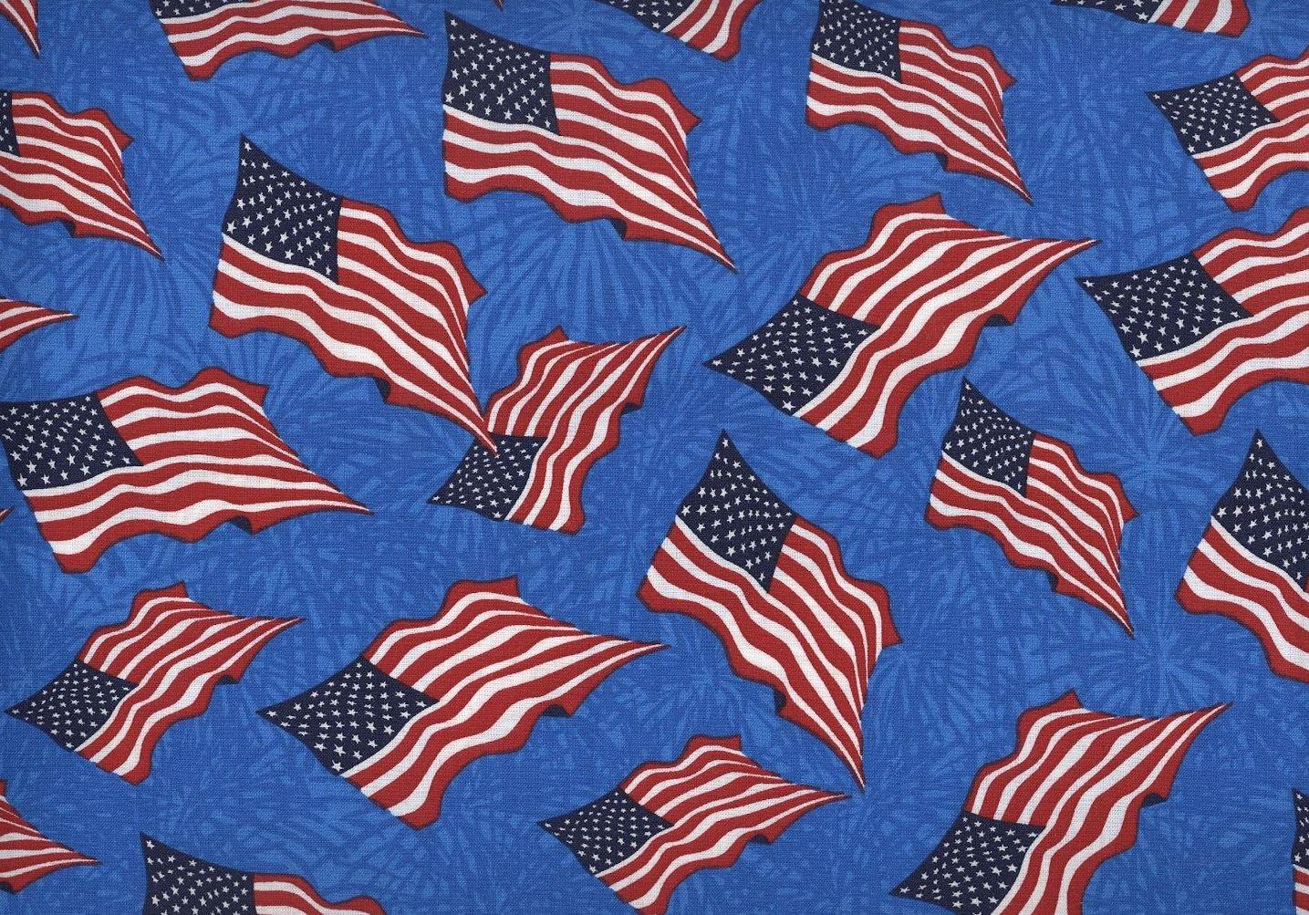 Made in the USA-49027 RWB