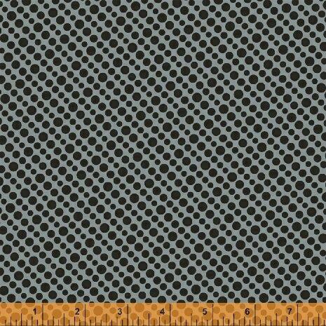 WF-Circular Logic 50944-8 Black Halftone!