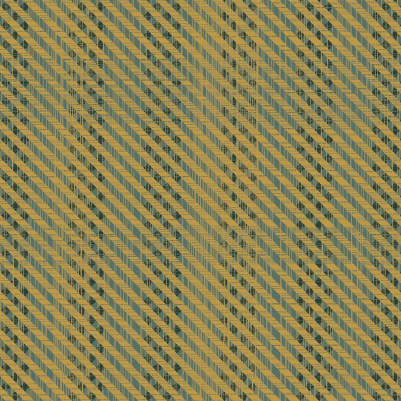 Pottery Goldenrod - Herringbone