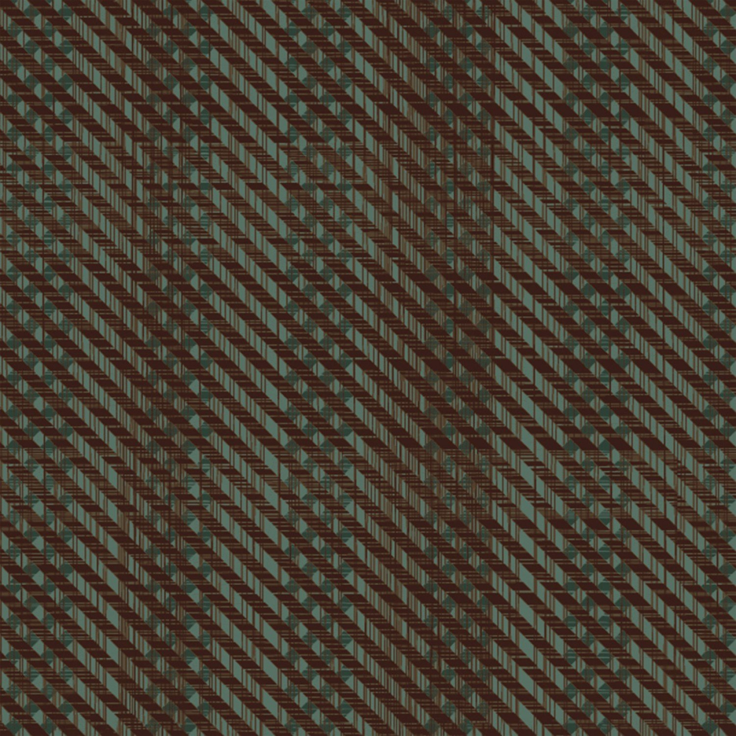 51573 7 Leather Herringbone Pottery by Dale Allen-Rowse for Windham Fabrics. 100% cotton 43 wide