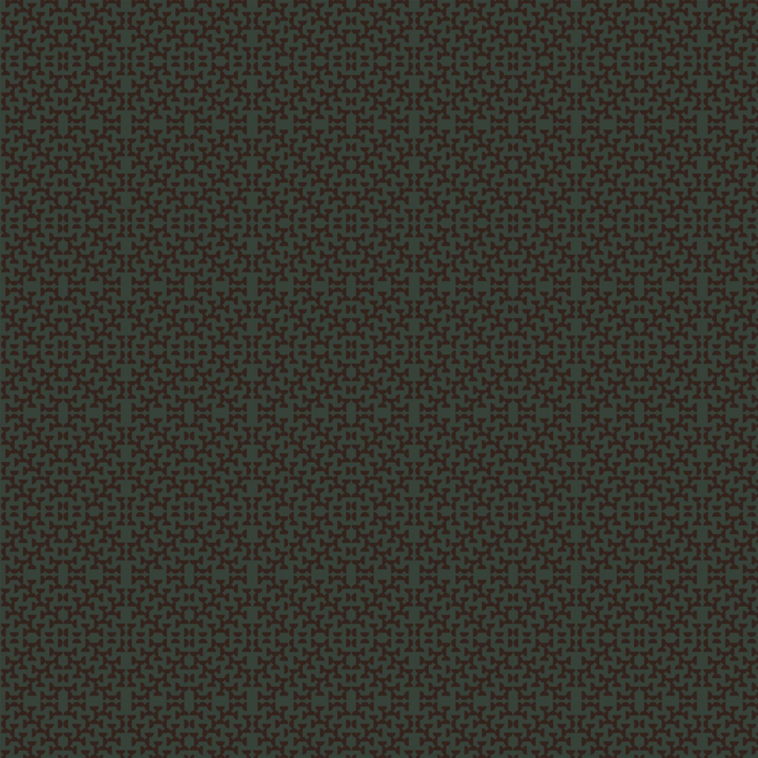 51576 5 Moss Diamonds Pottery by Dale Allen-Rowse for Windham Fabrics. 100% cotton 43 wide