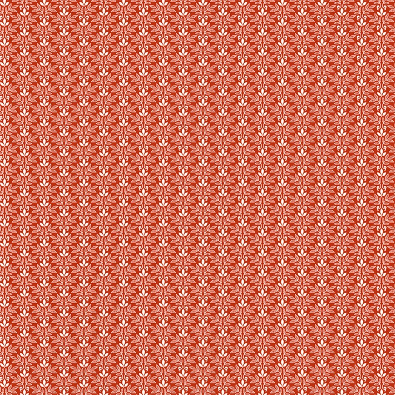 Scarlett 51852-2 Red Tri Leaf