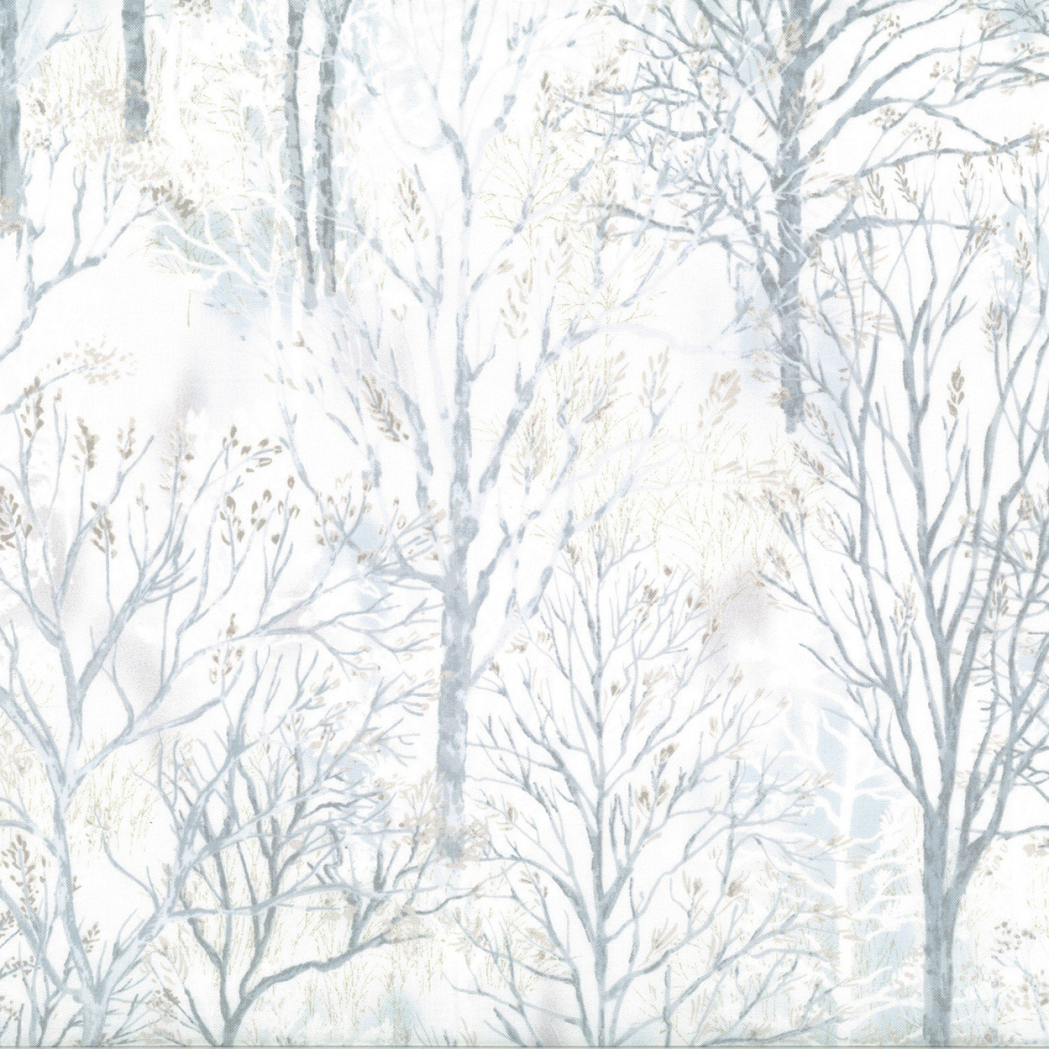 Centenary Collection - White Trees