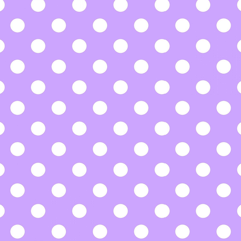 Lecien - Flower Sugar - Symbol of Love - Lavender Dots