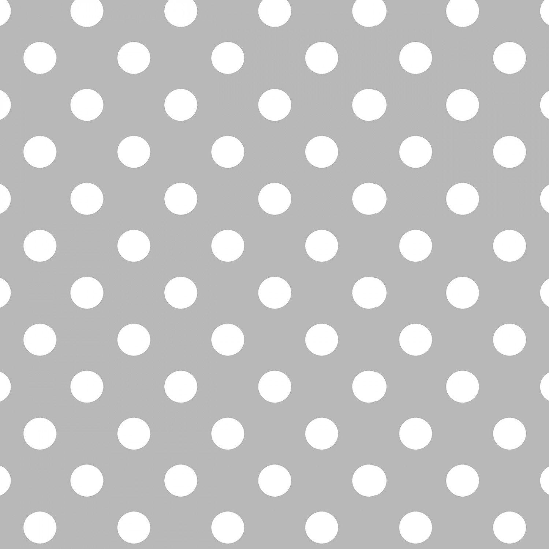 Lecien - Flower Sugar - Symbol of Love - Gray Dots