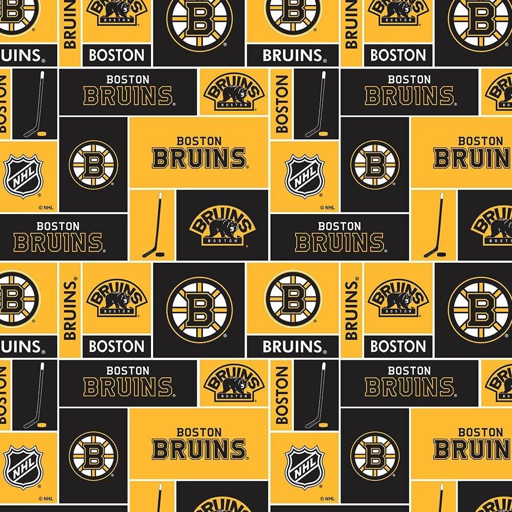NHL Cotton 840 BRU Boston Bruins