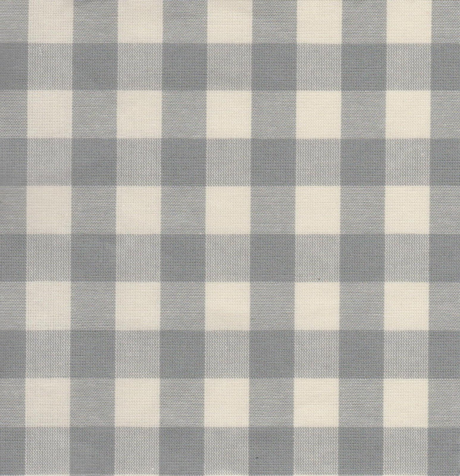 Foust-Cabin Check Premium Homespun 902 Grey