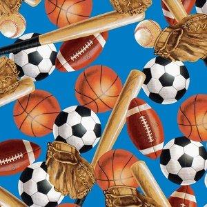Comfy Flannel Prints Sports