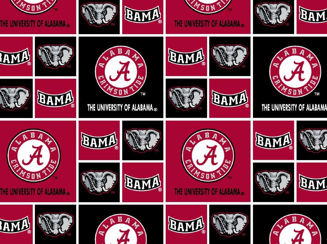 NCAA - Alabama University Logo