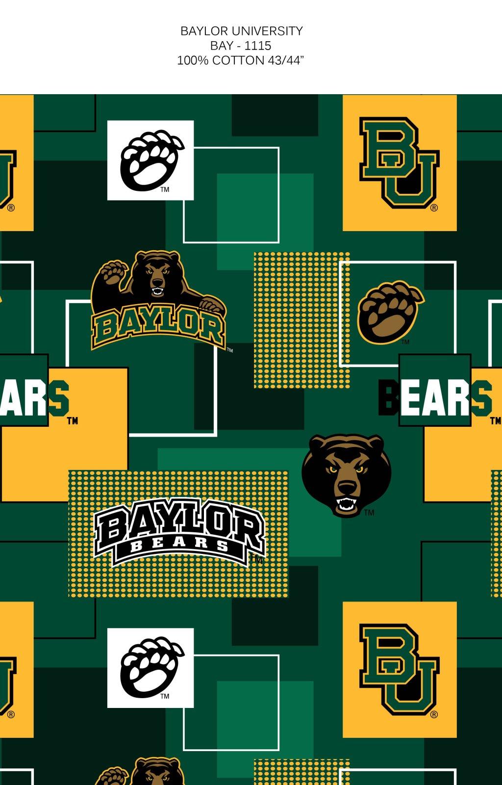 Baylor University 1yd remnant