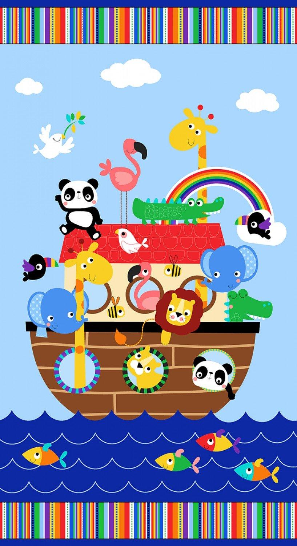SEA - NOAH'S ARK PANEL