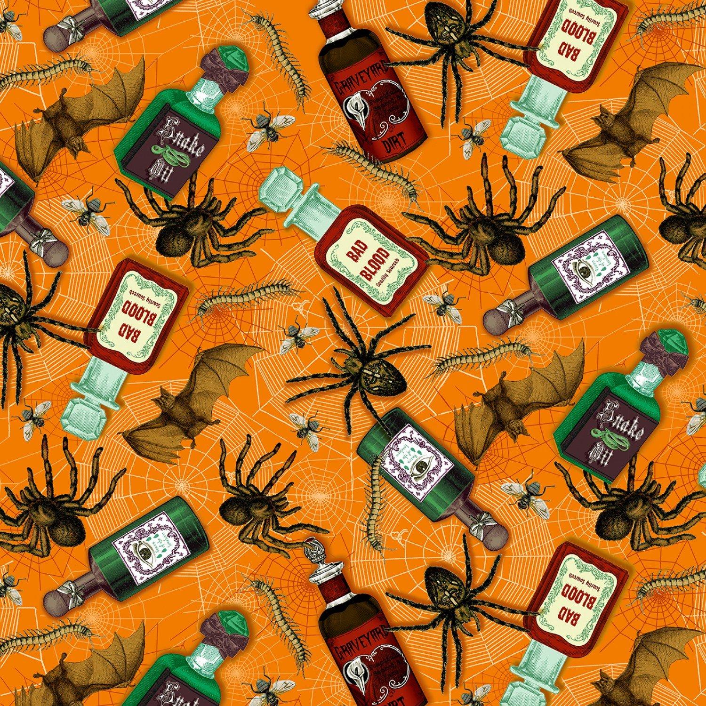 Bad Blood Poison Bottles