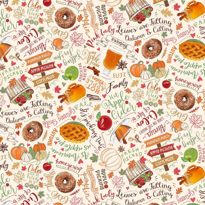 Apple Harvest-Gail-Apple Pies