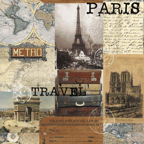 Destination Paris Images & Postcards