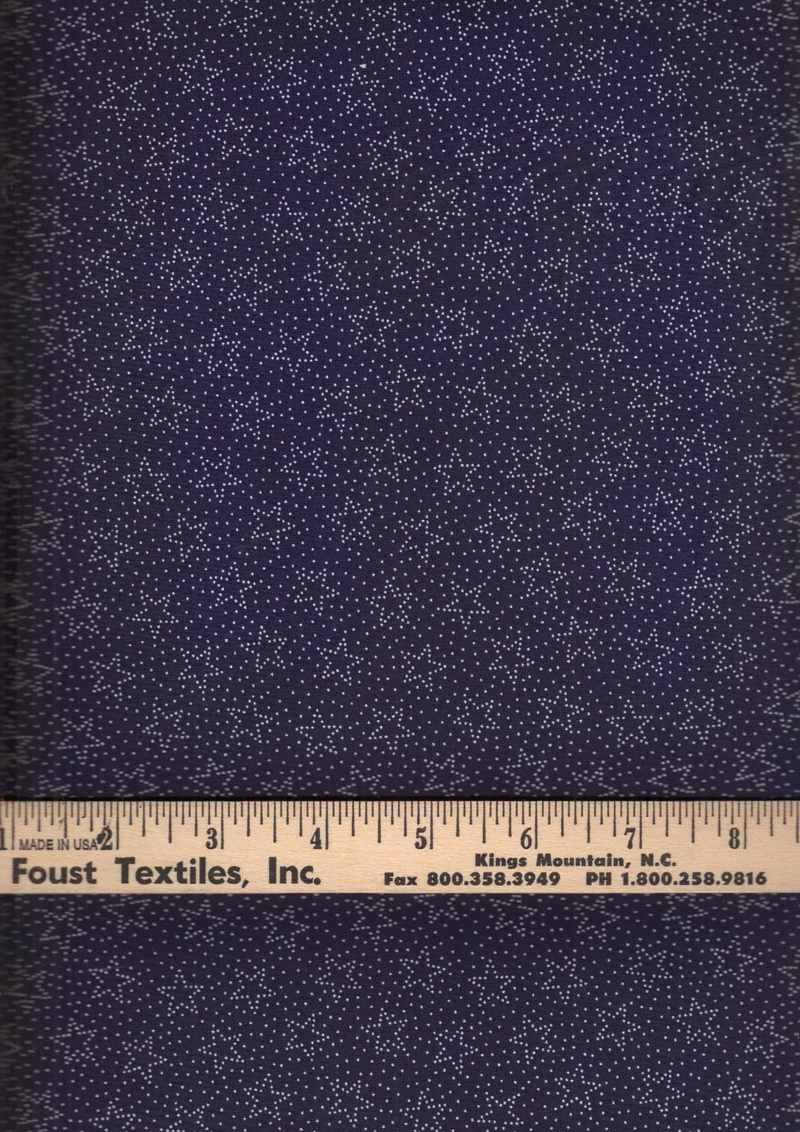 MADE IN THE USA 37414 Navy Stars