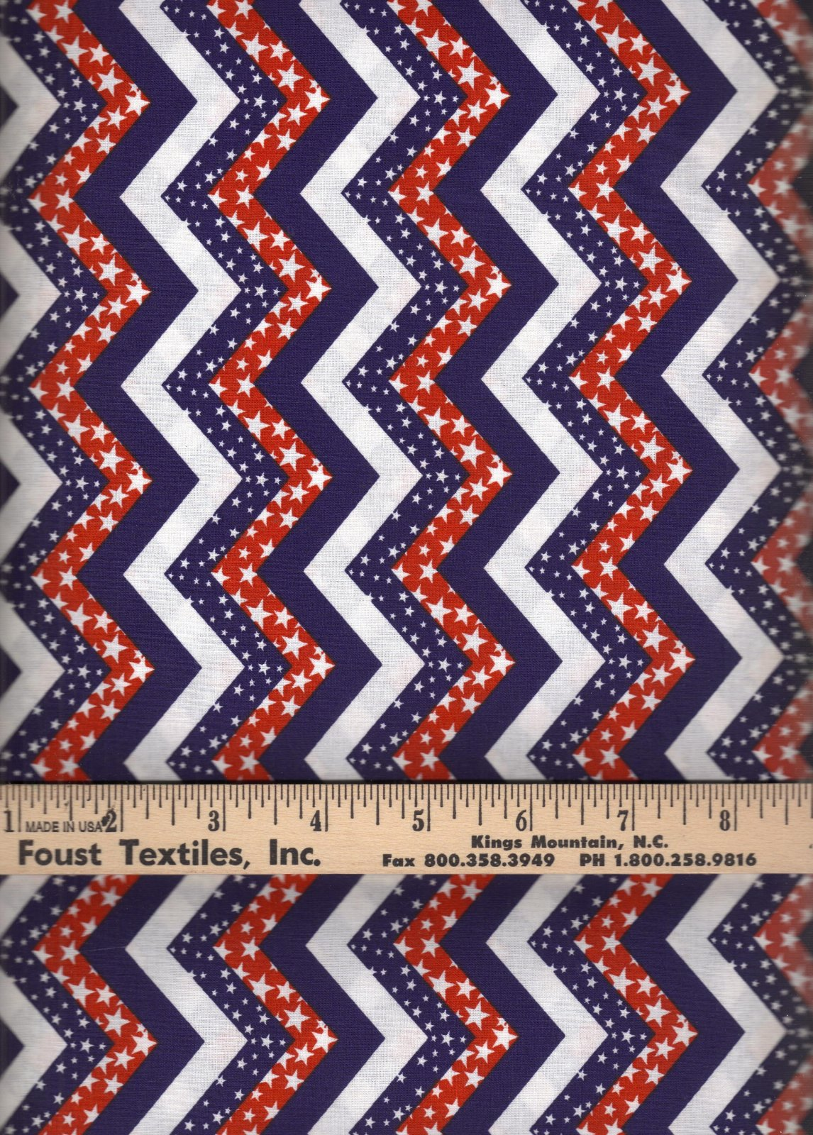 Made in the USA 48487 Chevron