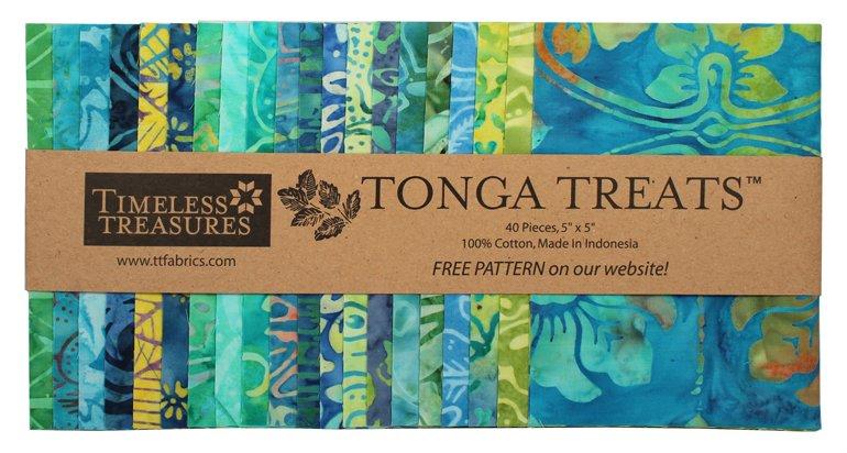 TT-Tonga Treats - Mini Grasshopper