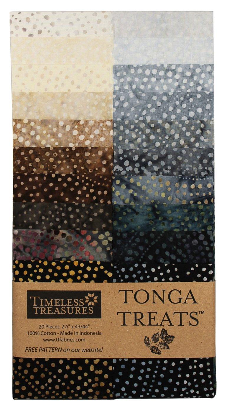 Earth 2 1/2 strips Tonga Treat Jr 20 strips
