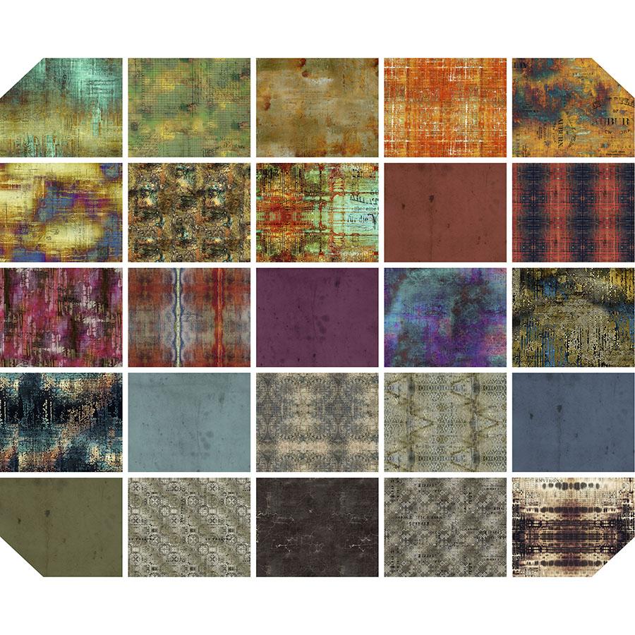 Eclectic Elements 25pc Fat Quarter Bundle