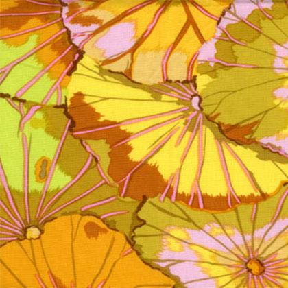 Lotus Leaf - Yellow