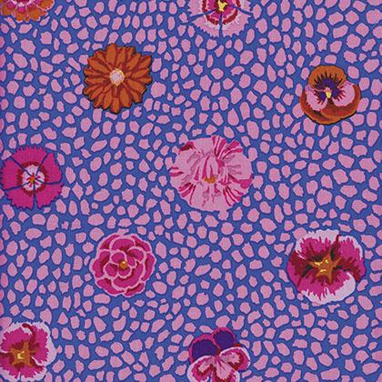Kaffe Fassett Collective - Guinea Flower - Pink