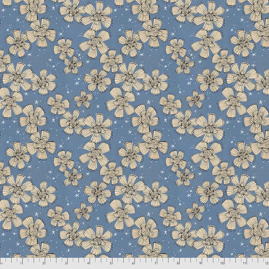 Nocturnal Bloom - Blue - Cori Dantini