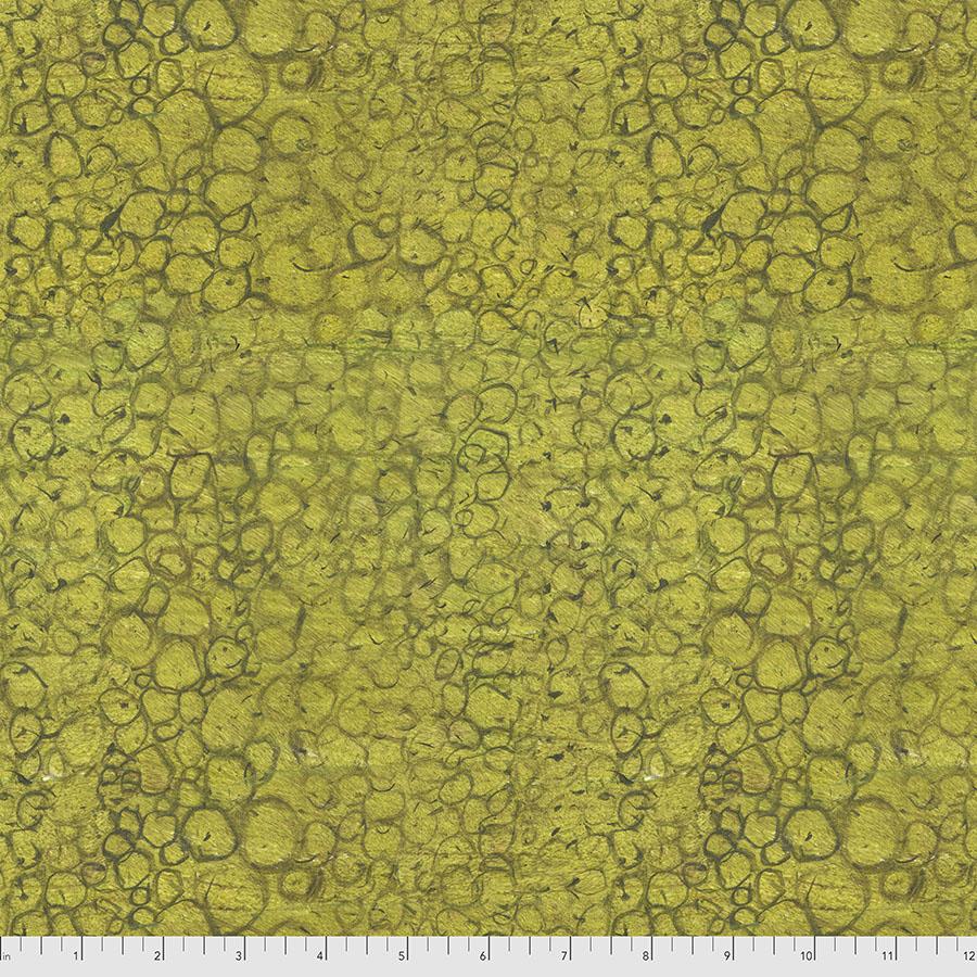 Stillness In Nature -Pollen in Flight - Citron Denise Burkett