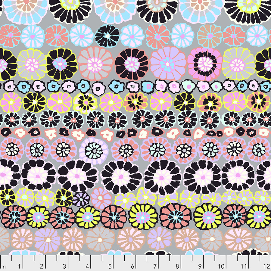 Row Flowers PWGP169.CONTR